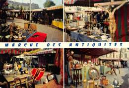 CPM - BRUXELLES - SABLON - Marché Des Antiquités - Markten