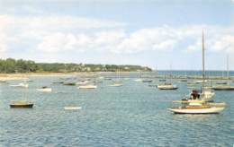 MARTHA'S VINEYARD ISLAND - Vineyard Haven Harbor - Etats-Unis