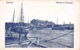 OSTENDE - Bassin Et Entrepôt - Oostende