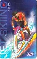 MALAYSIA - X Sports/Jet Skiing, CN : 91USBB/B, Used - Malaysia