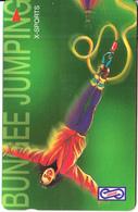 MALAYSIA(GPT) - X-Sports/Bungee Jumping(RM50), CN : 91USBE/B, Used - Malaysia