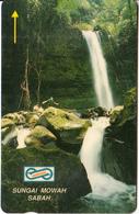 MALAYSIA(GPT) - X-Sports/Wind Surfing(RM50), CN : 34MSAC/C, Tirage 60000, Used - Malaysia