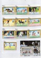 SERIE COMPLETE - Briefmarken
