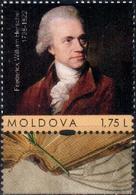 "Moldova 2018 ""280th Anniversary Of Friedrich William Herschel (1738-1822) Of The English Astronomer"" 1v Quality:100% - Moldova"
