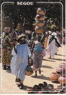 MALI  - SEGOU  Vendeuse De Canaris - Mali