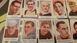 48 Naoorlogse Chromo's Van Cichorei De Beukelaar Internationale Wielrenners Series L-M-N-O 1949-50 - Té & Café