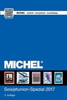 Michel Europa Katalog 2017 Sowjetunion-Spezial Neu Mit Fadenzähler! - Allemagne