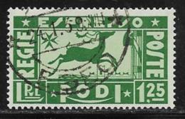Italy Aegean Islands Rhodes Scott # E1 Used Stag Espresso,1936 - Aegean (Rodi)