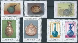 PERSIA PERSE IRAN PERSIEN - 1992-1995-1987-1989, 4 Complete Series  MNH - Iran