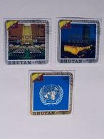 BHOUTAN  1971   LOT# 4 - Bhután