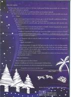 NOUVELLE CALEDONIE (New Caledonia) - PAP Galaxie Tropicale - Lettre Du Père Noël - OPT - 2010 - Prêt-à-poster