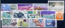 Franz. Antarktis Gebiete Lot 1995-1996 Postfrisch MNH Arktis (Ark29 - Französische Süd- Und Antarktisgebiete (TAAF)