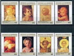 Antigua Und Barbuda MiNr. 1687-94 Postfrisch MNH Weihnachten (Wei519 - Antigua Et Barbuda (1981-...)