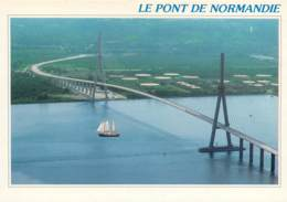 LE HAVRE  Honfleur Le Pont De Normandie Et Vieux Greement  35  (scan Recto-verso)MA2034Ter - Other
