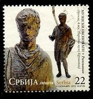 Serbie - Serbia - Serbien 2012 Y&T N°467 - Michel N°474 (o) - 22d Sculpture - Serbie