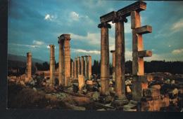 Tûrkiye Cumhuriyeti- Turquie- Temple Of Aphrodite- Aphrodisias -Aydin -  REcto Verso - Paypal Free - Turquie