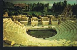 Tûrkiye Cumhuriyeti- Turquie- - Odeon - Aphrodisias -Aydin -  Recto Verso - Paypal Free - Turquie