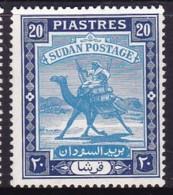 Sudan 1948 Camel Sc 93 Mint Hinged - Soudan (1954-...)