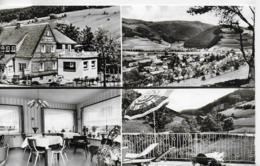 "AK 0096  Schwalefeld-Waldeck - Pension "" Zum Aartal "" ( E. Kronas ) Ca. Um 1960 - Waldeck"