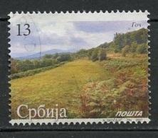 Serbie - Serbia - Serbien 2007 Y&T N°184 - Michel N°170 (o) - 13d Le Mont Goc - Serbie