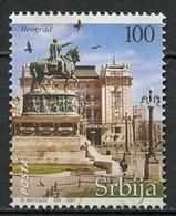 Serbie - Serbia - Serbien 2007 Y&T N°186 - Michel N°173 (o) - 100d Belgrade - Serbie