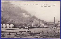 """Pendant L Explosion Du """" Iena """" MISSIESSY 1907 :Très Très Bon état : +4444) - Guerre"""
