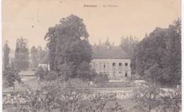 21 Côte D'Or -  DARCEY - Le Château - Francia