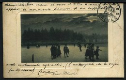 Torino - Patinoire - Viaggiata 1909 - Rif. 00714 - Stadiums & Sporting Infrastructures