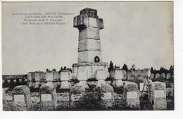 51 - Les Champs De Bataille - SOUAIN - Calvaire Des Wacques - Monument Du R.P. Doncoeur (L64) - Guerre 1914-18