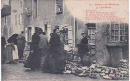 21 Côte D'Or -  Foires En MORVAN - Les Sabots - Ed. Gervais, Saulieu - Foires