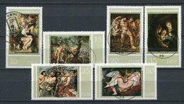 DDR Nr.2229/34           O  Used       (21695) ( Jahr: 1977 ) - DDR