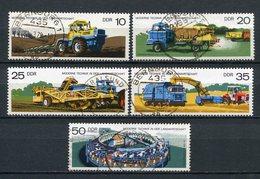 DDR Nr.2236/40           O  Used       (21697) ( Jahr: 1977 ) - DDR