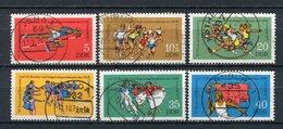 DDR Nr.2241/6           O  Used       (21698) ( Jahr: 1977 ) - DDR