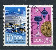 DDR Nr.2250/1           O  Used       (21701) ( Jahr: 1977 ) - DDR