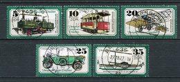 DDR Nr.2254/8           O  Used       (21702) ( Jahr: 1977 ) - DDR