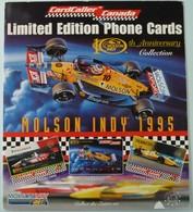CANADA - Card Caller - Pre-Paid - 10th Anniversary - Molson Indy 1995 - Mint In Folder - Canada
