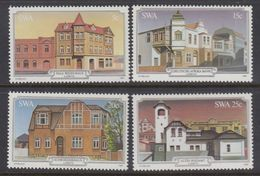 D90819 South West Africa 1981 ARCHITECTURE BUILDINGS MNH Set  - SWA Namibia Namibie RSA - Sud Afrika - Zuid Afrika - Afr - Namibia (1990- ...)