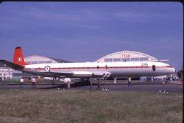 SLIDE / AVION / AIRCRAFT   KODAK  ORIGINAL       RAF  COMET  XS 235 - Diapositives