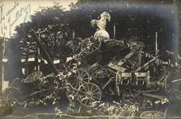 Carte Photo Militaria Lundi 14 Juillet 1919 RV MILMEN'S PHOTO 20 Av De La Motte Piquet PARIS VIIe - Photographie