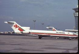 SLIDE / AVION / AIRCRAFT   KODAK  ORIGINAL  TAP  B 727  CS-TBW - Diapositives