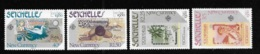 Seychelles 1980 London Stamp Exhibition MNH - Seychelles (1976-...)