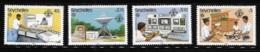 Seychelles 1983 World Communication Year MNH - Seychelles (1976-...)