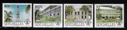 Seychelles 1983 Scenery Lighthouse Court State House MNH - Seychelles (1976-...)