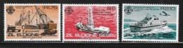 Seychelles Zil Elwannyen Sesel 1982 Work Boats MNH - Seychelles (1976-...)