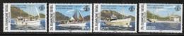Seychelles Zil Elwannyen Sesel 1982 Mailboats MNH - Seychelles (1976-...)