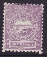 New South Wales 1888 P.11x12 SG 253 Mint Never Hinged - Mint Stamps