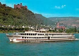 73277769 Motorschiffe Nederland Koeln-Duesseldorfer-Rheinschifffahrt  Motorschif - Harry Dickson
