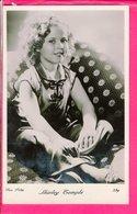 Cpa Carte Postale Ancienne  - Shirley Temple Fox Film 559 - Artistes