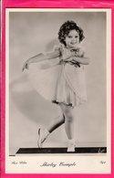 Cpa Carte Postale Ancienne  - Shirley Temple Fox Film 540 - Artistes