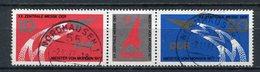 DDR Nr.2268/9 Streifen           O  Used       (21709) ( Jahr: 1977 ) - DDR